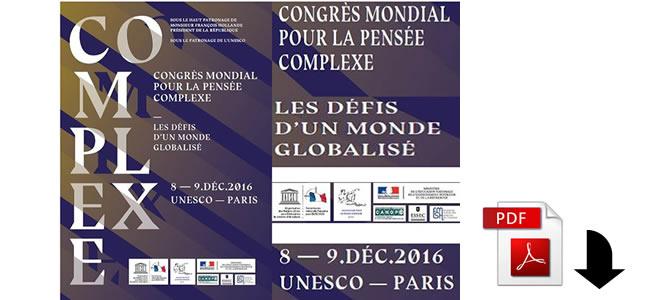 Congreso mundial por el Pensamiento Complejo