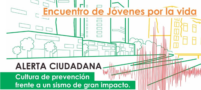Cultura de Prevención ante un sismo de gran impacto