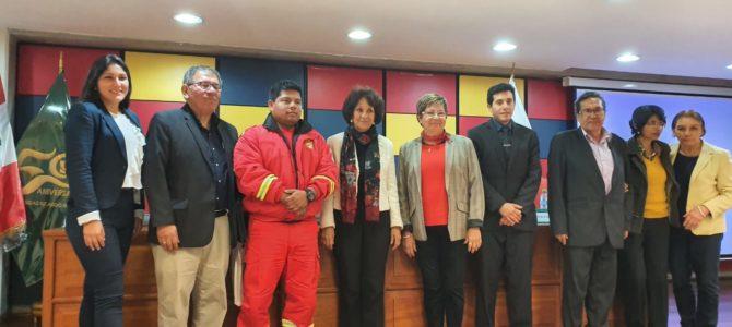 Alerta Ciudadana: Cultura de prevención frente a un sismo de gran impacto