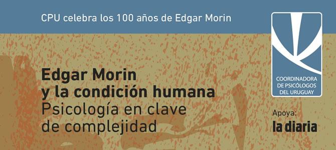 Edgar Morin y la condición humana